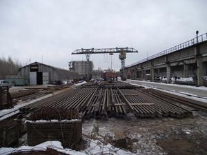 Материалы для устройства железнодорожных путей